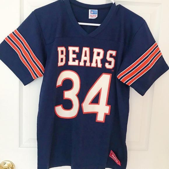 detailed look a2f13 2846b Chicago Bears Jersey Shirt